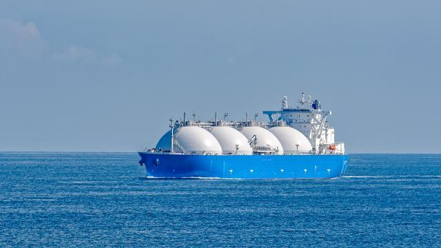 ประเด็นการนำเข้าก๊าซ LNG