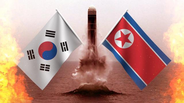 เกาหลีเหนือ-ใต้ เปิดฉากดวลขีปนาวุธแบบจัดเต็ม ทำคาบสมุทรเกาหลีร้อนระอุ