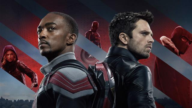 รีวิวซีรีส์ Falcon and Winter Soldier-ซุปเปอร์ฮีโร่คู่หูคู่กัดของ Marvel