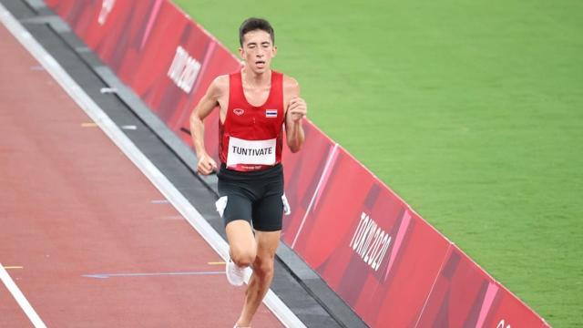 """""""คีริน"""" ยอมรับ อากาศร้อนจัด มีผลทำฟอร์มไม่ดี วิ่ง 10,000 เมตร โอลิมปิก 2020"""