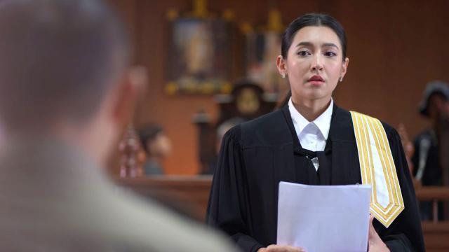 ให้รักพิพากษา EP.9 ทนายทิชา พร้อมว่าความสู้เพื่อ คิว ศึกครั้งนี้ไม่ใช่เรื่องง่าย