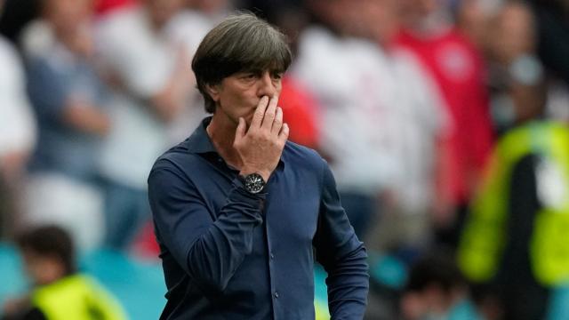 """""""เลิฟ"""" เผยอนาคตแล้ว หลังโบกมือลา """"เยอรมนี"""" ตกรอบ 16 ทีม ยูโร 2020"""