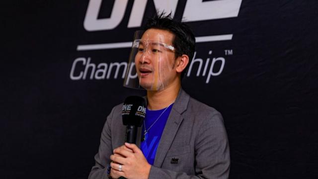 """เตรียมรับแรงกระแทก """"ปลาย จิติณัฐ"""" พูดถึงโอกาสจัดศึก """"ONE vs UFC"""" ในอนาคต"""