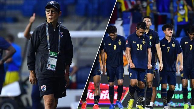 """ละเอียดยิบ สรุป 6 ปัจจัย """"ทีมชาติไทย"""" ล้มเหลวในศึก """"ฟุตบอลโลก 2022"""" รอบคัดเลือก"""