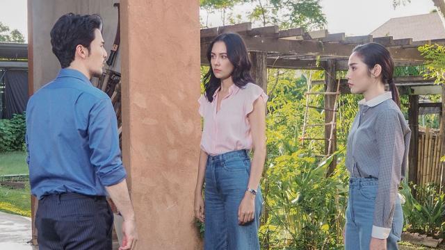 เพลิงปริศนา EP.8 พีท มาพบกับ รินรดา เพื่อบอกความจริงว่าทำไมหนีงานแต่ง