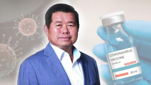 """""""นิพนธ์"""" หนุนท้องถิ่น และ รพ.สต.ร่วมกระจายวัคซีนโควิด-19 เข้าถึงทุกกลุ่ม"""