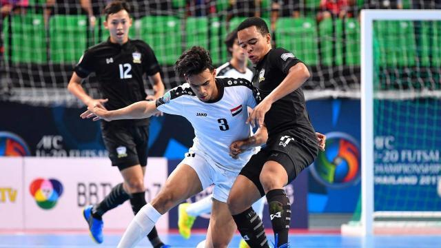 เช็กอันดับโลก-เอเชีย เทียบทีมชาติไทย-อิรัก ก่อนเพลย์ออฟชิงตั๋วฟุตซอลโลก 2021