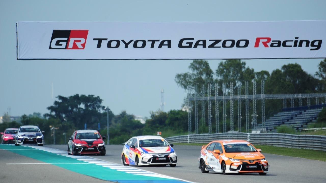 สามห่วงทะลวงสปีด! เริ่มแล้ว TOYOTA GAZOO RACING MOTORSPORT 2021