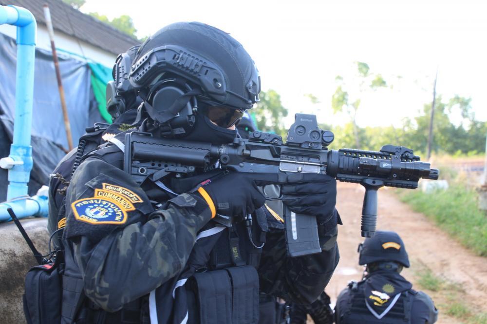 ปืนกล เอ็ม 4 ลำกล้องสั้นสำหรับการต่อสู้ในเมือง