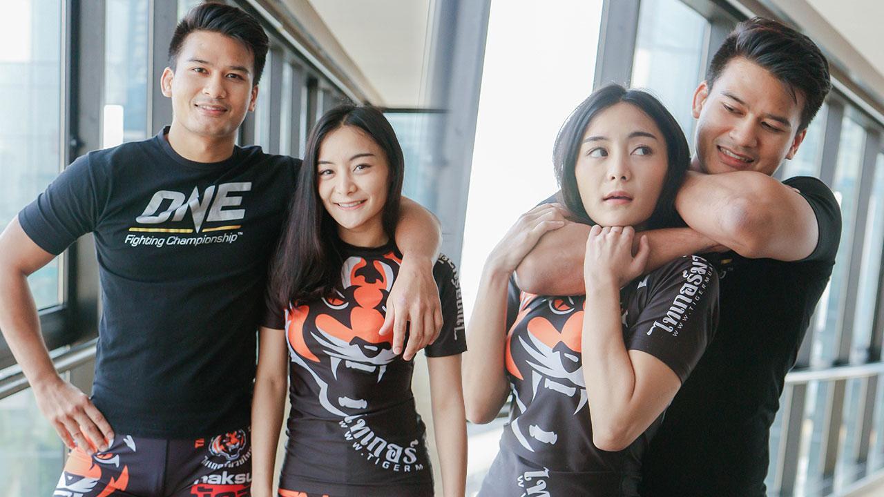 แซ่บที่สุดในสามโลก 'ริกะ-ครูตอง' คู่รัก MMA หวานหยดย้อยจนมดขึ้นสังเวียน