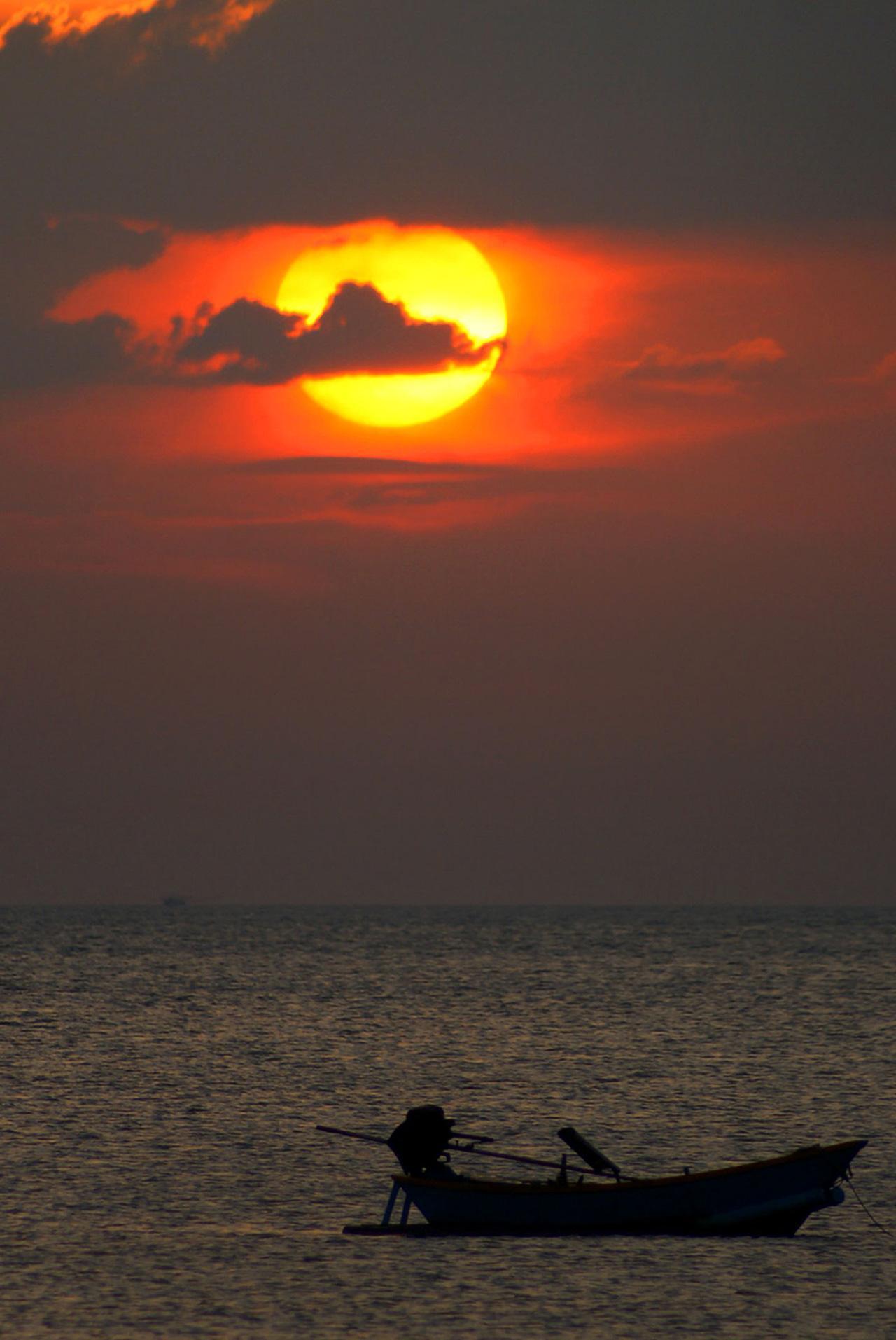 หาดเจ้าหลาว จ.จันทบุรี