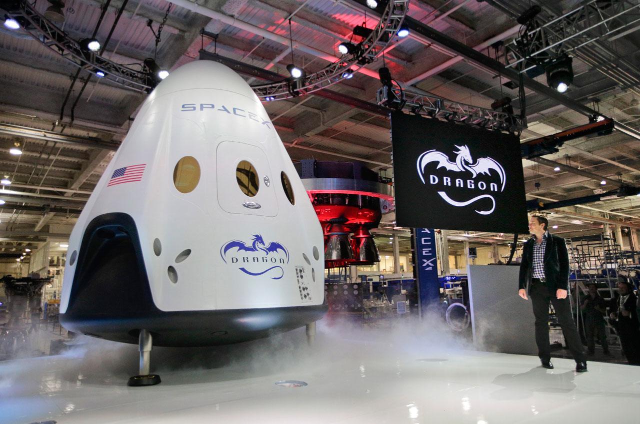 รูปร่างยานเหมือนยานลงดวงจันทร์ยุคโครงการอะพอลโล