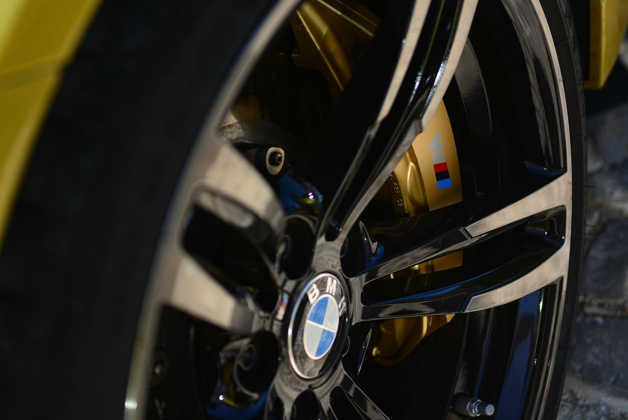 Michelin pilot super sport and Forged 19-inch Light Alloy Wheel Double-Spoke Style 437