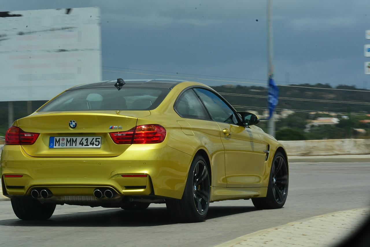 TESTDRIVE BMW M3/M4