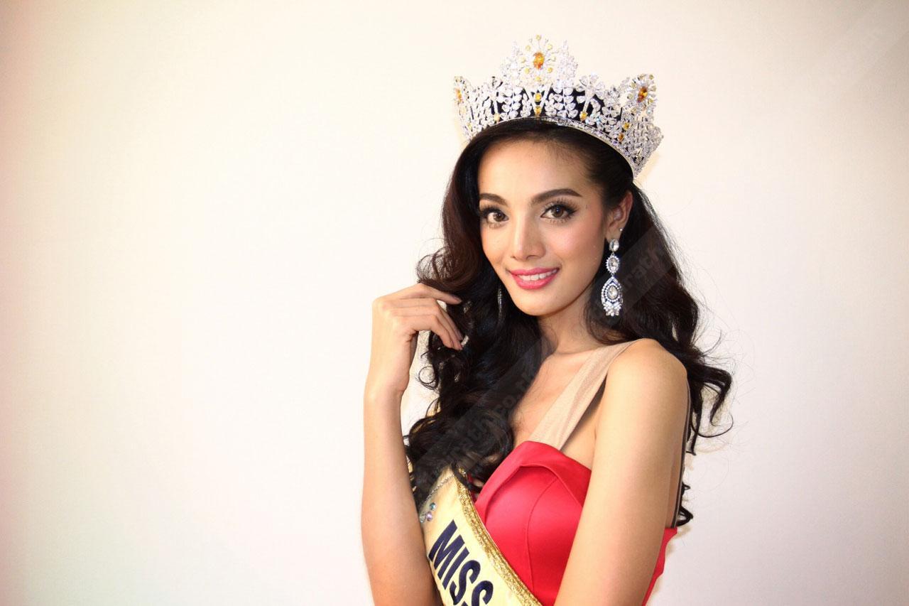 Miss Grand Thailand 2014