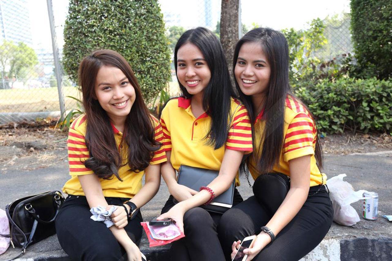 3 สาวสู้ตาย