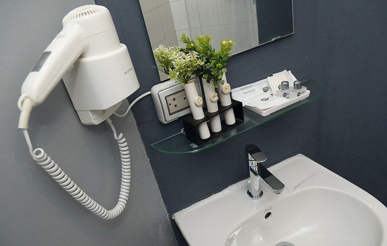 ห้องน้ำก็มีของใช้ครบครัน