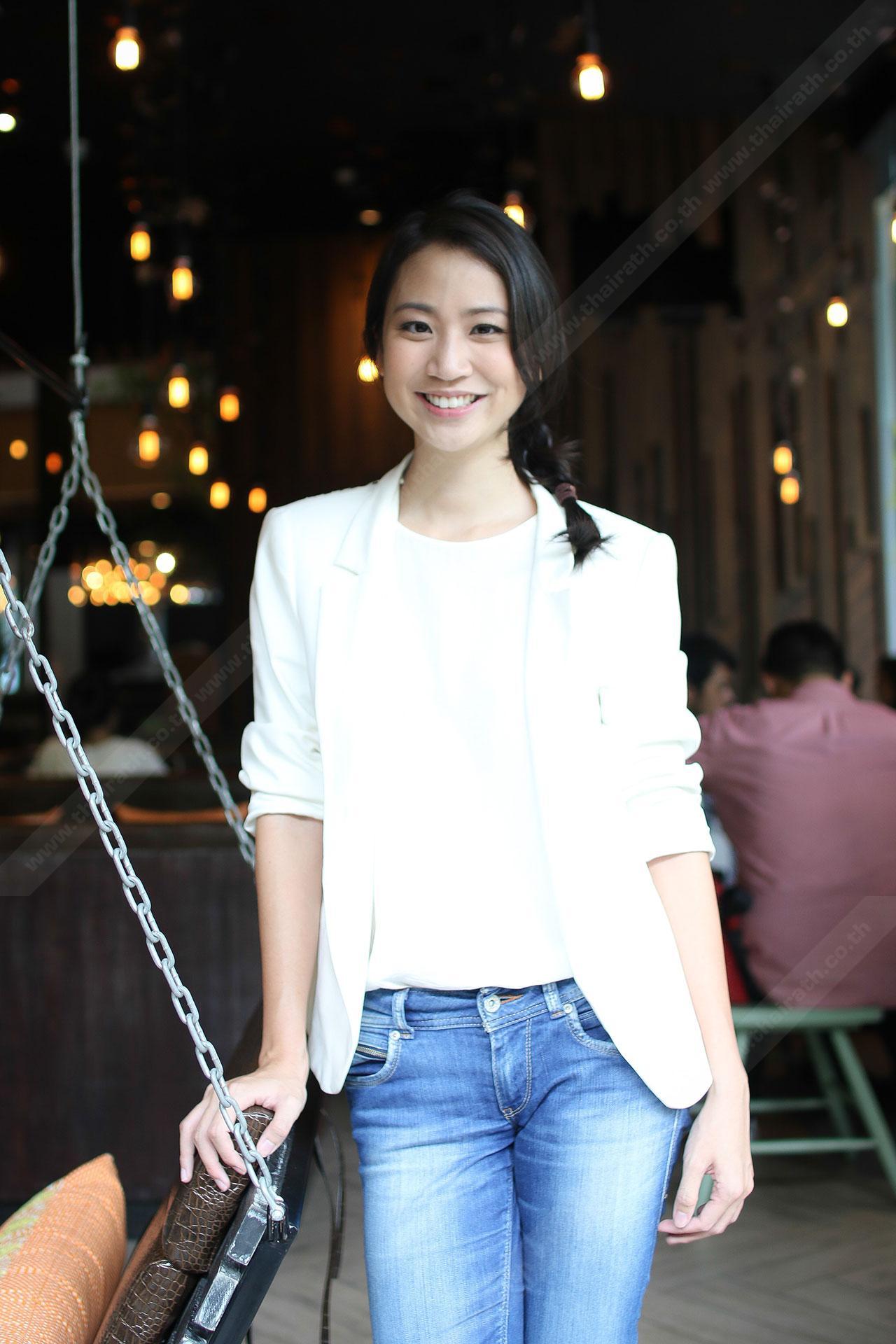 'มิ้นท์-มณฑล กสานติกุล' สาวน้อยหน้าใสที่หลงรักการเดินทาง และการถ่ายรูป