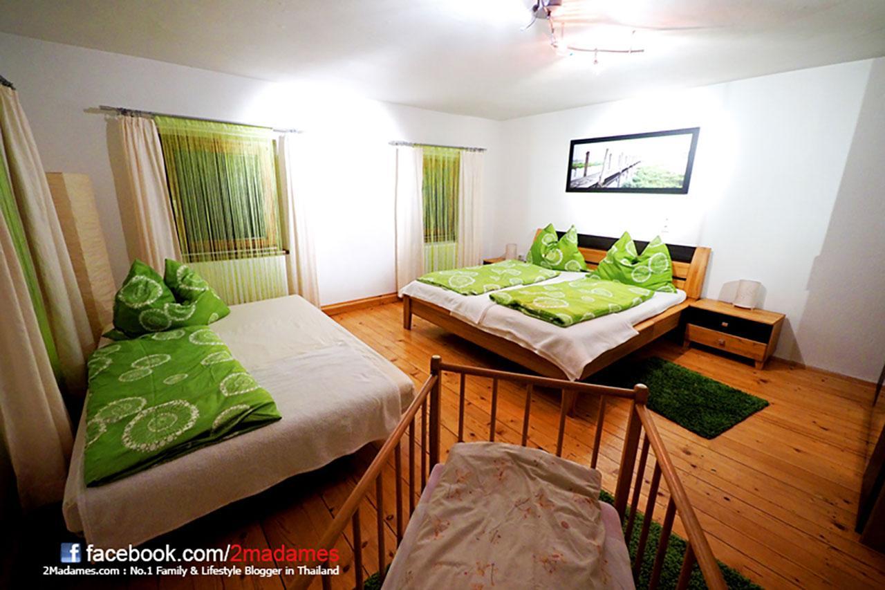 ภาพห้องนอนที่พักที่ Innsbruck