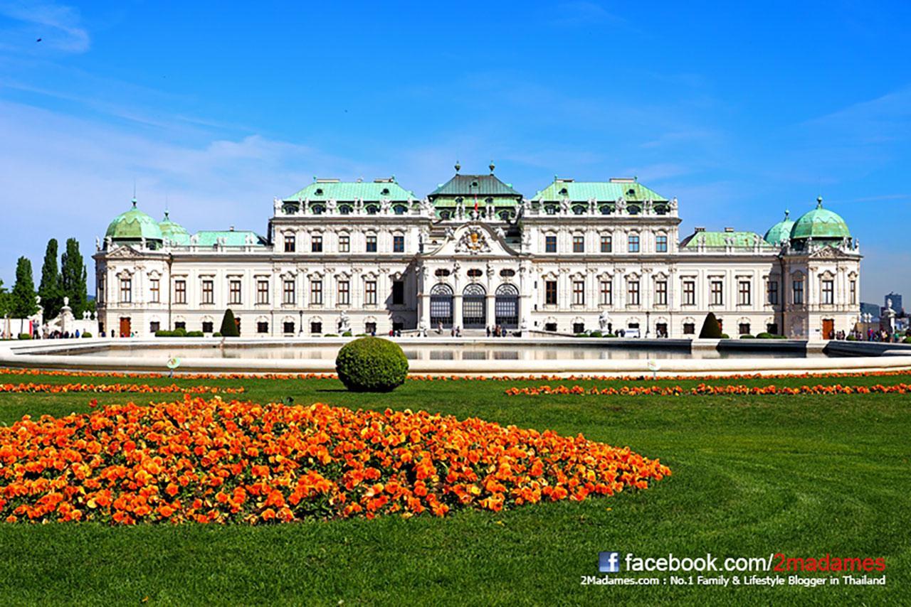 ผมได้ออกเดทกับนางเอกแห่งทวีปยุโรป กรุงเวียนนา Vienna