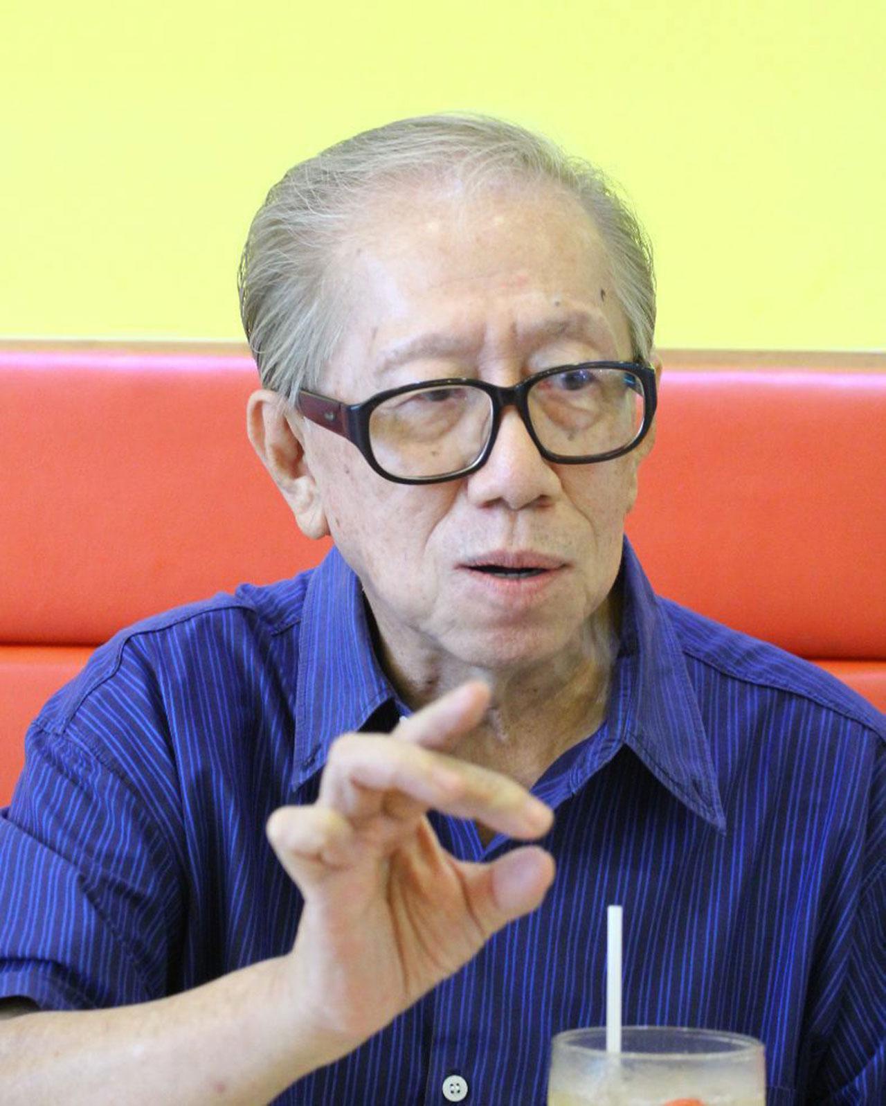 รศ.ดร.ชัยวัฒน์ คุประตกุล หนึ่งในนักวิทยาศาสตร์ของประเทศไทย