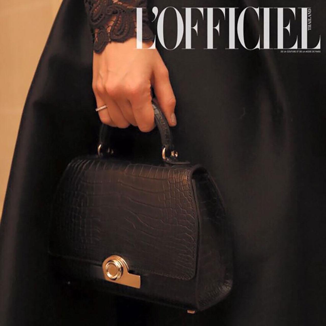 กระเป๋าใบงามจาก Moynat (มัวน่าห์)