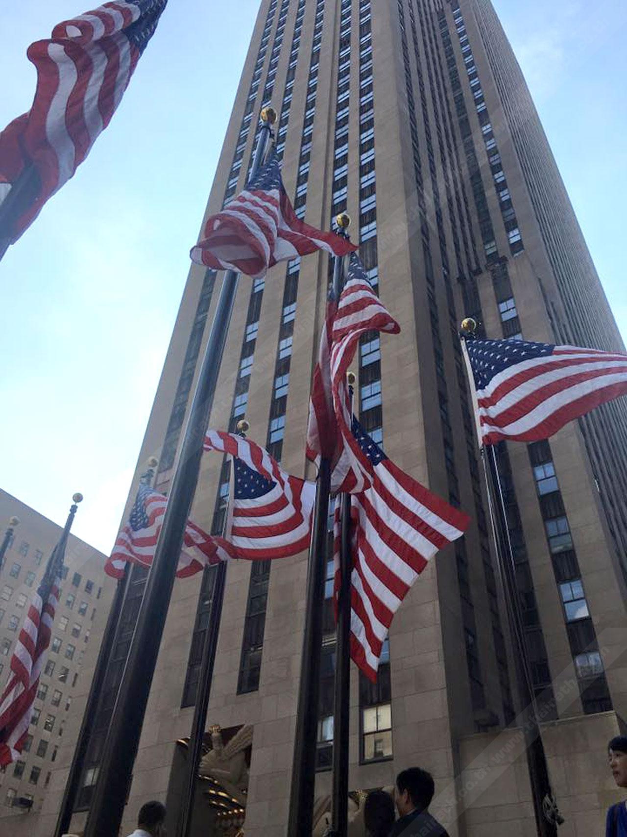 ธงชาติอเมริกา