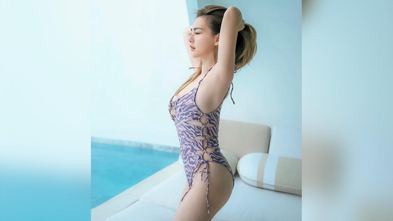 ไม่ต้องพูดเยอะ ดิว-อริสรา นางร้ายหน้าสวยใจดี แจกความสดใส ภาพ ดิว ในชุดว่ายน้ำสวยฉ่ำทะเลสมุย ดูแล้วช่างเซ็กซี่ทะลุกล้อง หนุ่มๆบ่นอิจฉา แฟนใหม่ดิว ละนี่.