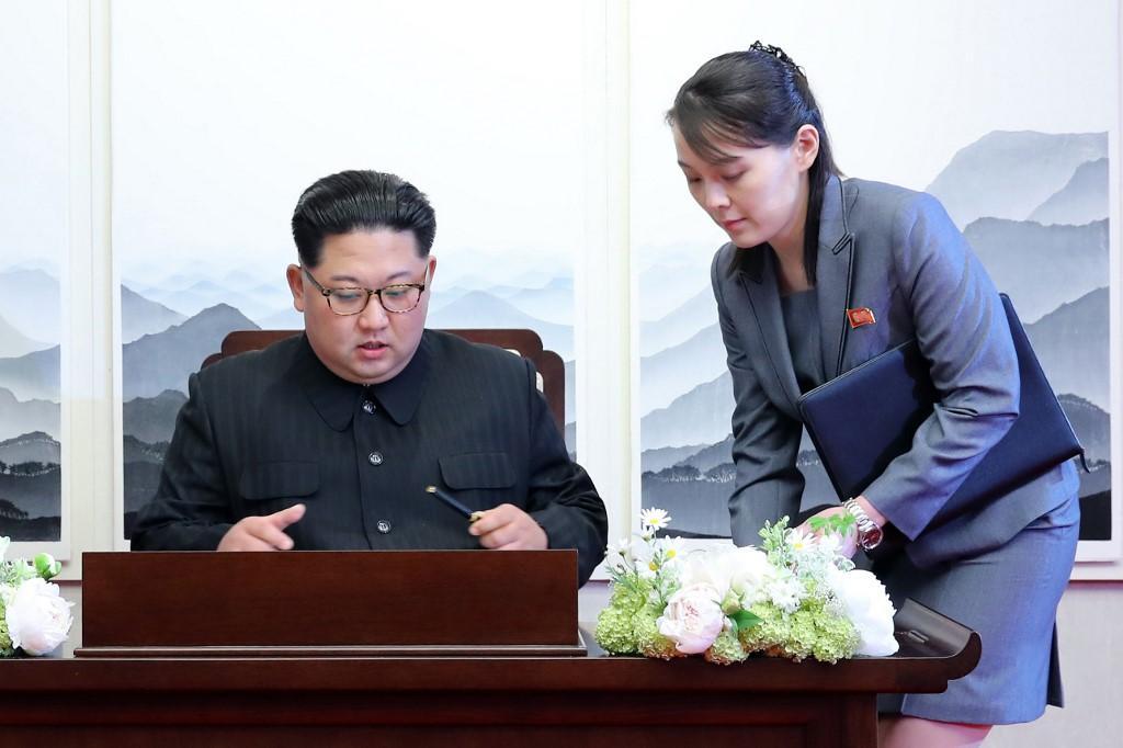 คิม โย จอง เป็นผู้มีบทบาทสำคัญในการประชุมสุดยอดระหว่าง คิม จอง อึน กับประธานาธิบดีมุน แจ อิน แห่งเกาหลีใต้ ที่หมู่บ้านปันมุนจอม เมื่อเมษายน 2561