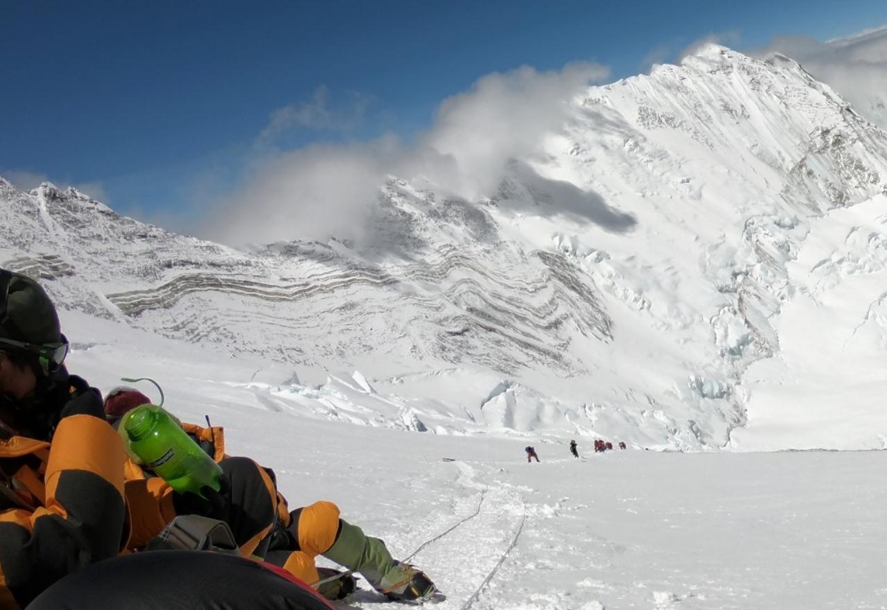 ยอดเขาเอเวอเรสต์ คือความใฝ่ฝันของเหล่านักปีนเขาที่อยากจะพิชิตสักครั้งหนึ่งในชีวิต