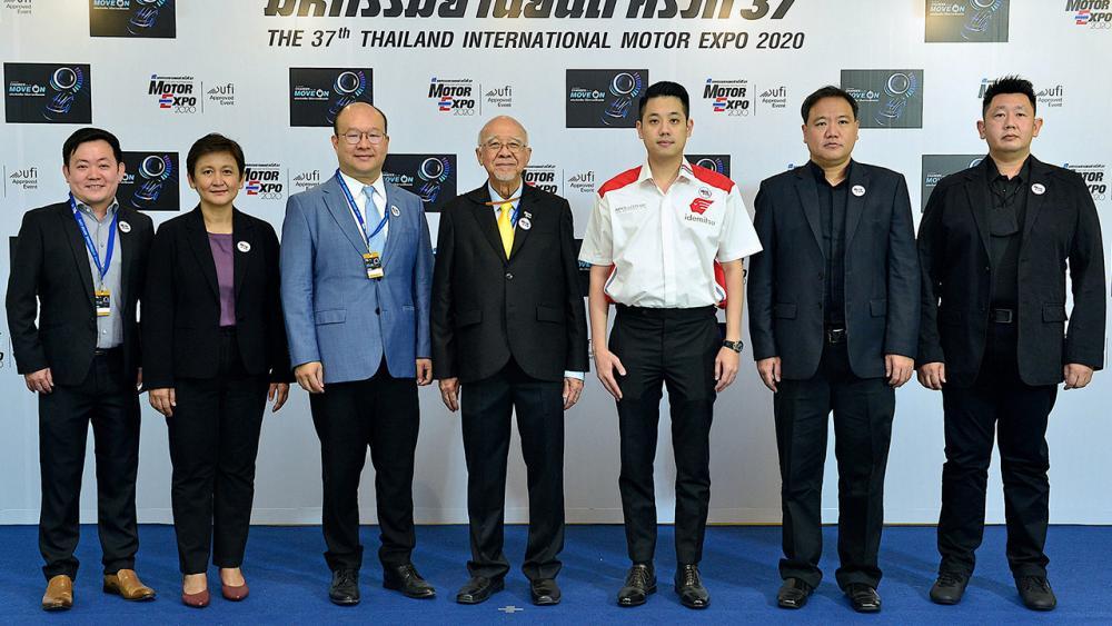 ดูรถซื้อรถ ขวัญชัย ปภัสร์พงษ์ เปิดงาน THAILAND INTERNATIONAL MOTOR EXPO 2020 มหกรรมยานยนต์ แสดงรถรุ่นใหม่และอุปกรณ์ตกแต่งแบรนด์ดัง โดยมี พอลล์ กาญจนพาสน์, ภาวัต กัลล์ประวิทธ์ และ กนกวรรณ ใจศรี มาร่วมงานด้วย ที่อิมแพค เมืองทองธานี วันก่อน.
