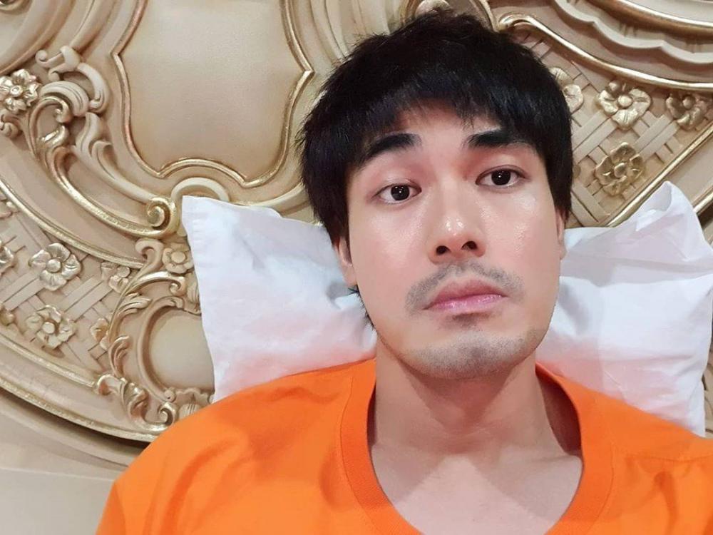 หน่อง ธนา ขอบคุณภาพจากไอจี @hanongh