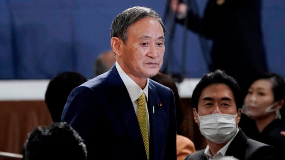 นายโยชิฮิเดะ ซูกะ ได้รับเลือกเป็นหัวหน้าพรรคเสรีประชาธิปไตย คนใหม่ สืบต่อจากชินโสะ อาเบะ
