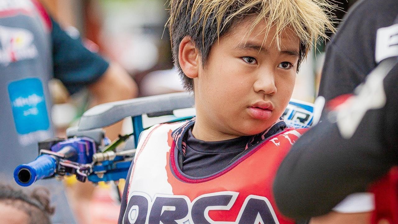 ซิ่งทำคะแนนรวมอยู่ที่ 6 งั้น 5-6 ก.ย.นี้ ร่วมเชียร์ ออก้า ลูก เปิ้ล-นาคร แข่งเจ็ตสกีชิงแชมป์ประ-เทศไทยรุ่นจูเนียร์สลาลมอายุ 8-13 ปี ที่อ่าว-ประจวบ จ.ประจวบคีรีขันธ์.