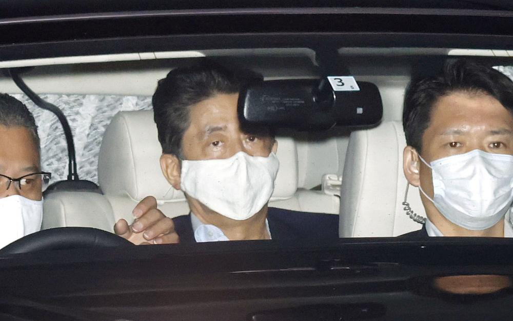 นายกรัฐมนตรีชินโสะ อาเบะ ตัดสินใจจะลาออกจากตำแหน่งนายกรัฐมนตรีญี่ปุ่น จากปัญหาสุขภาพ