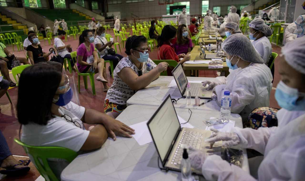 การตรวจคัดกรองโควิด-19 ในฟิลิปปินส์