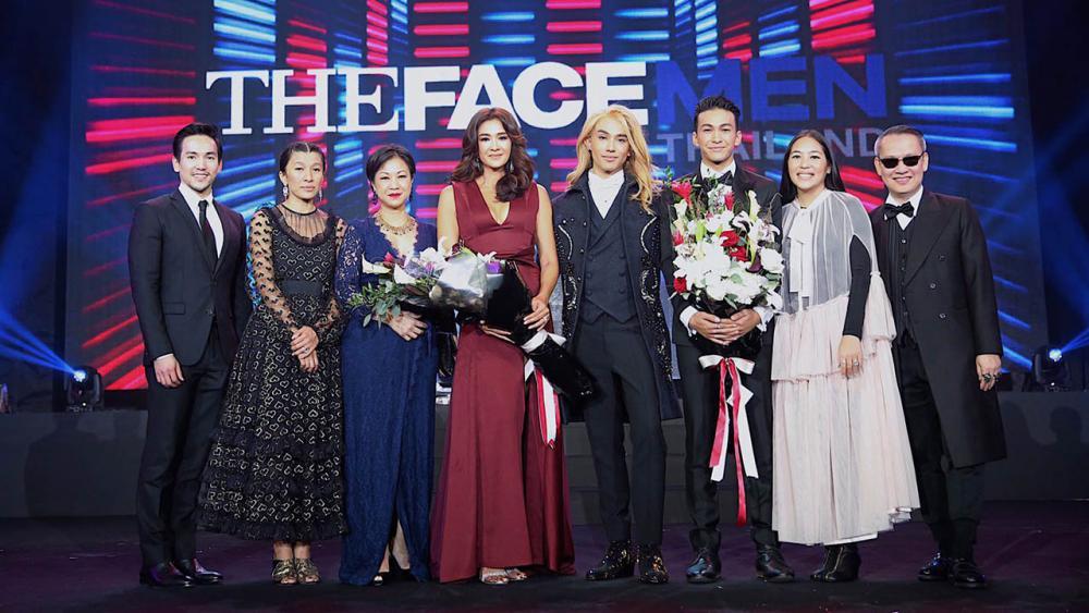สุดยอด ปิยะรัฐ กัลย์จาฤก จัดงาน The Face Men Thailand Final Walk 2017 ค้นหาสุดยอดนายแบบและนักแสดงรุ่นใหม่ของเมืองไทย โดย ฟิลลิปส์ ทินโรจน์ จากทีมเมนเทอร์ ลูกเกด–เมทินี กิ่งโพยม คว้ารางวัลชนะเลิศมูลค่า 1 ล้านบาท มี อินทิรา ธนวิสุทธิ์, สมบัษร ถิระสาโรช ร่วมงาน ที่ GMM Live House เซ็นทรัลเวิลด์ วันก่อน.