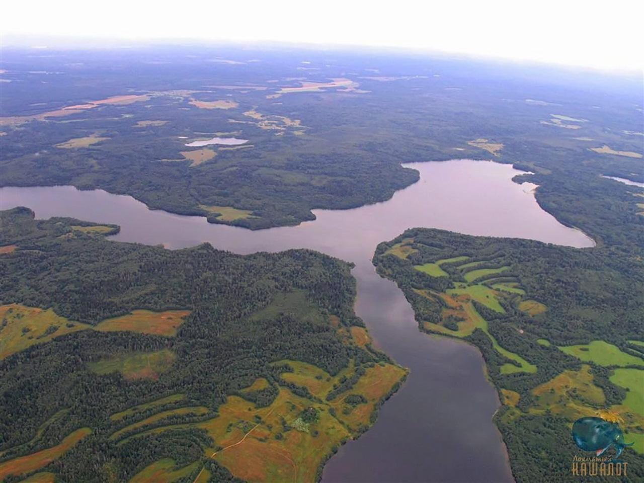 ทะเลสาบบรอสโนที่ดูลึกลับ.