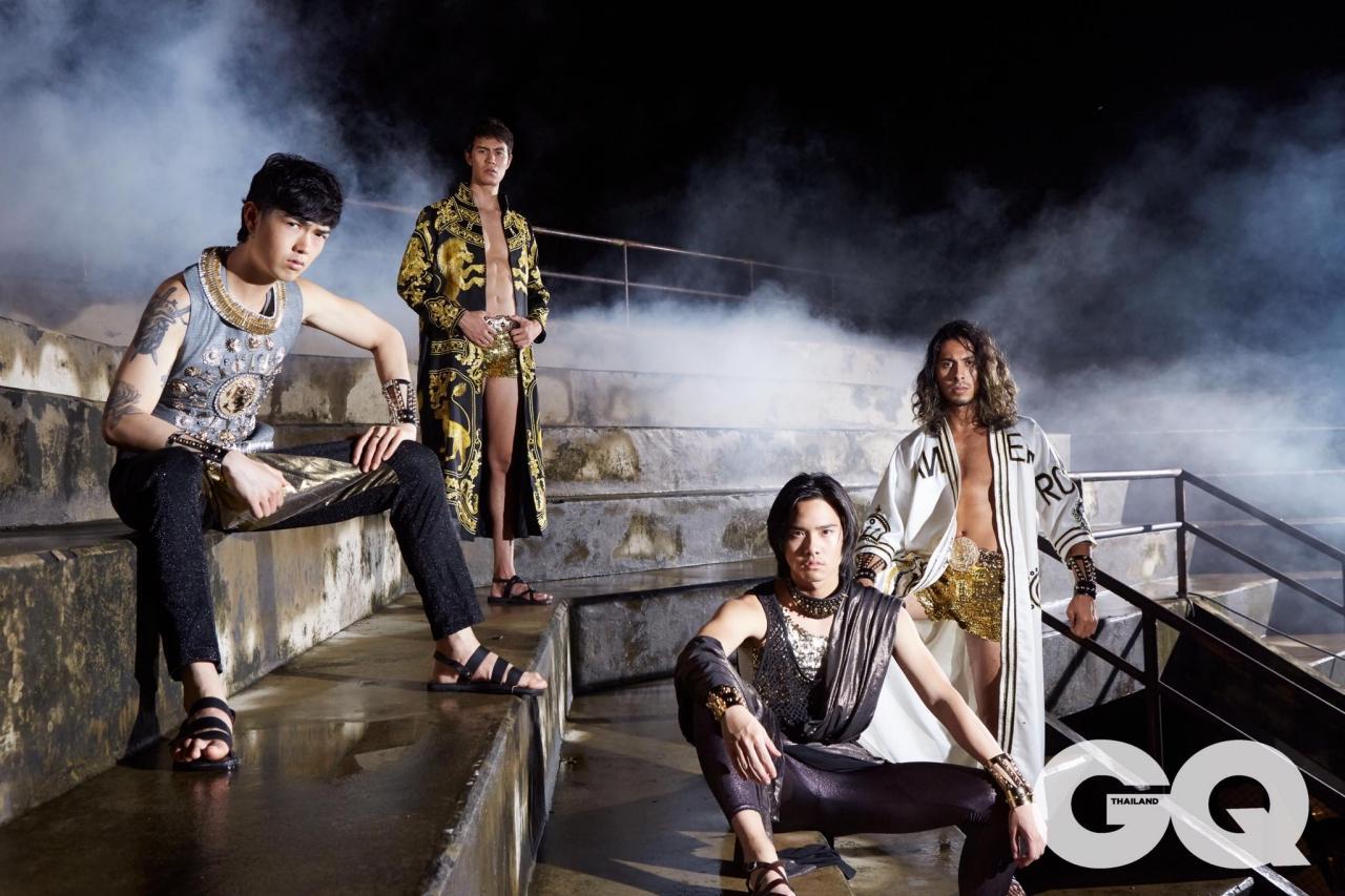 ภาพ FB : GQ thailand