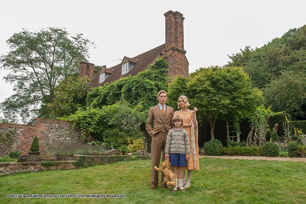 ตระกูลมิลน์กับบ้านในชนบทอังกฤษ