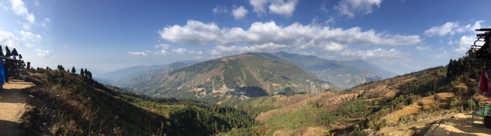 เขตแดนธรรมชาติที่คั่นระหว่างอินเดียกับเนปาล