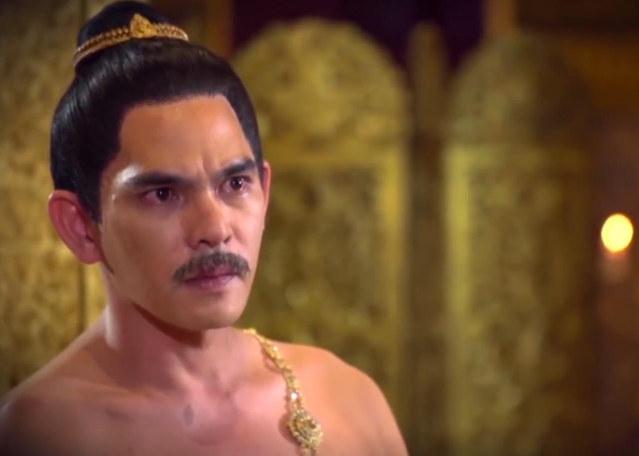 บิ๊ก ศรุต นักแสดงผู้รับบทพระเพทราชา