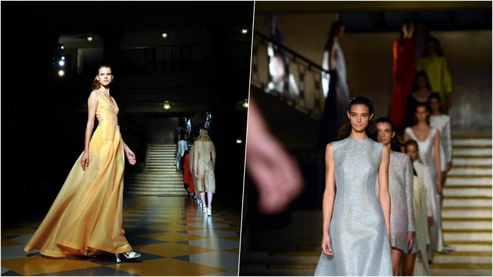 ชุดสุดสวย ฝีมือการออกแบบของเอมิเลีย วิคสตีด