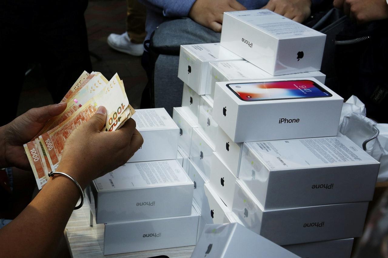 ไอโฟน ทำกำไรให้กับแอปเปิลอย่างมหาศาล