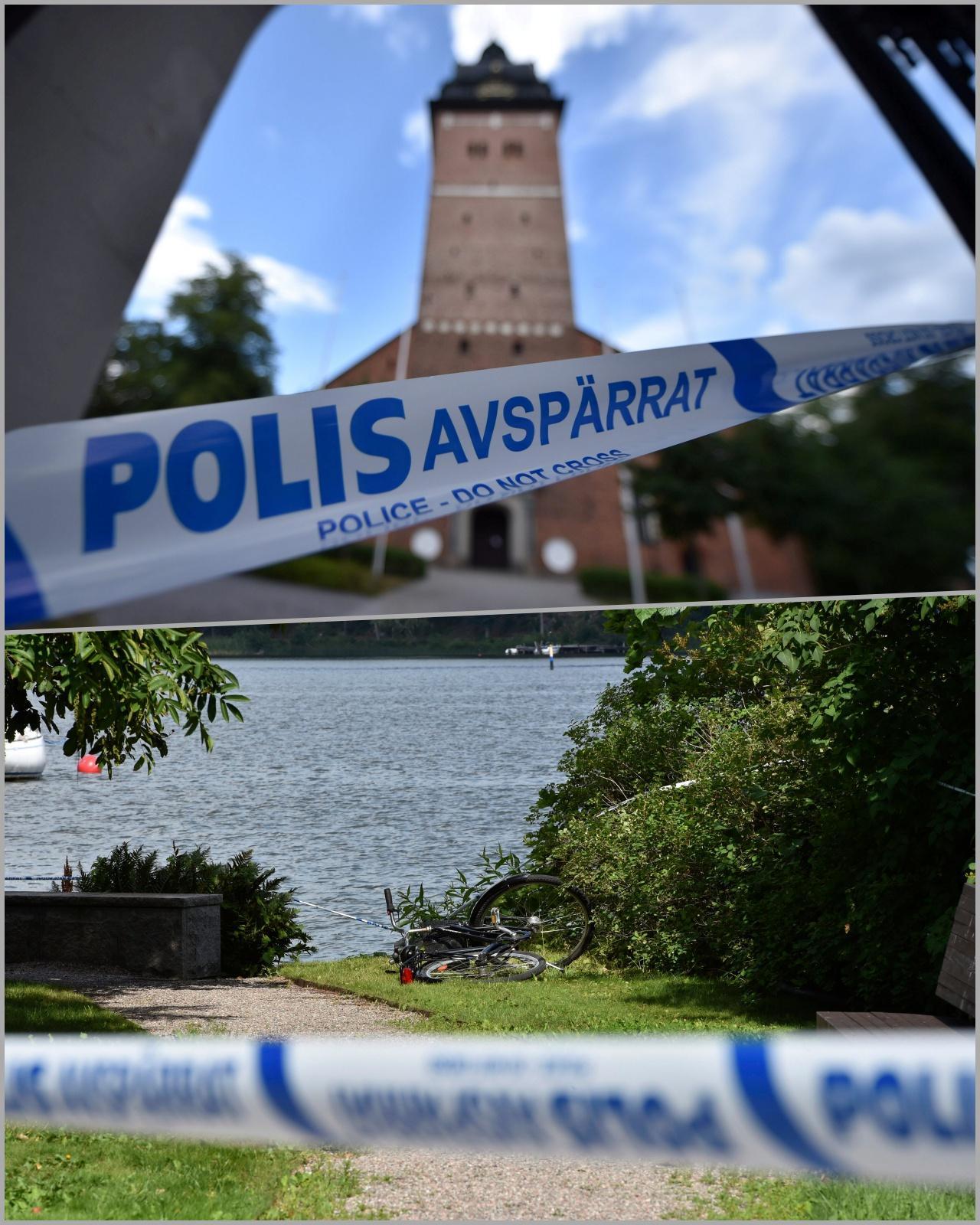 วิหารที่เกิดเหตุอยู่ติดทะเล