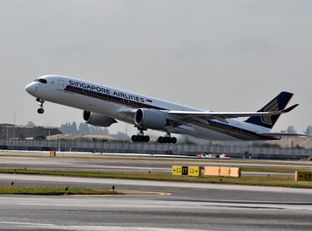 เครื่องบินโดยสารของสิงคโปร์แอร์ไลน์ส