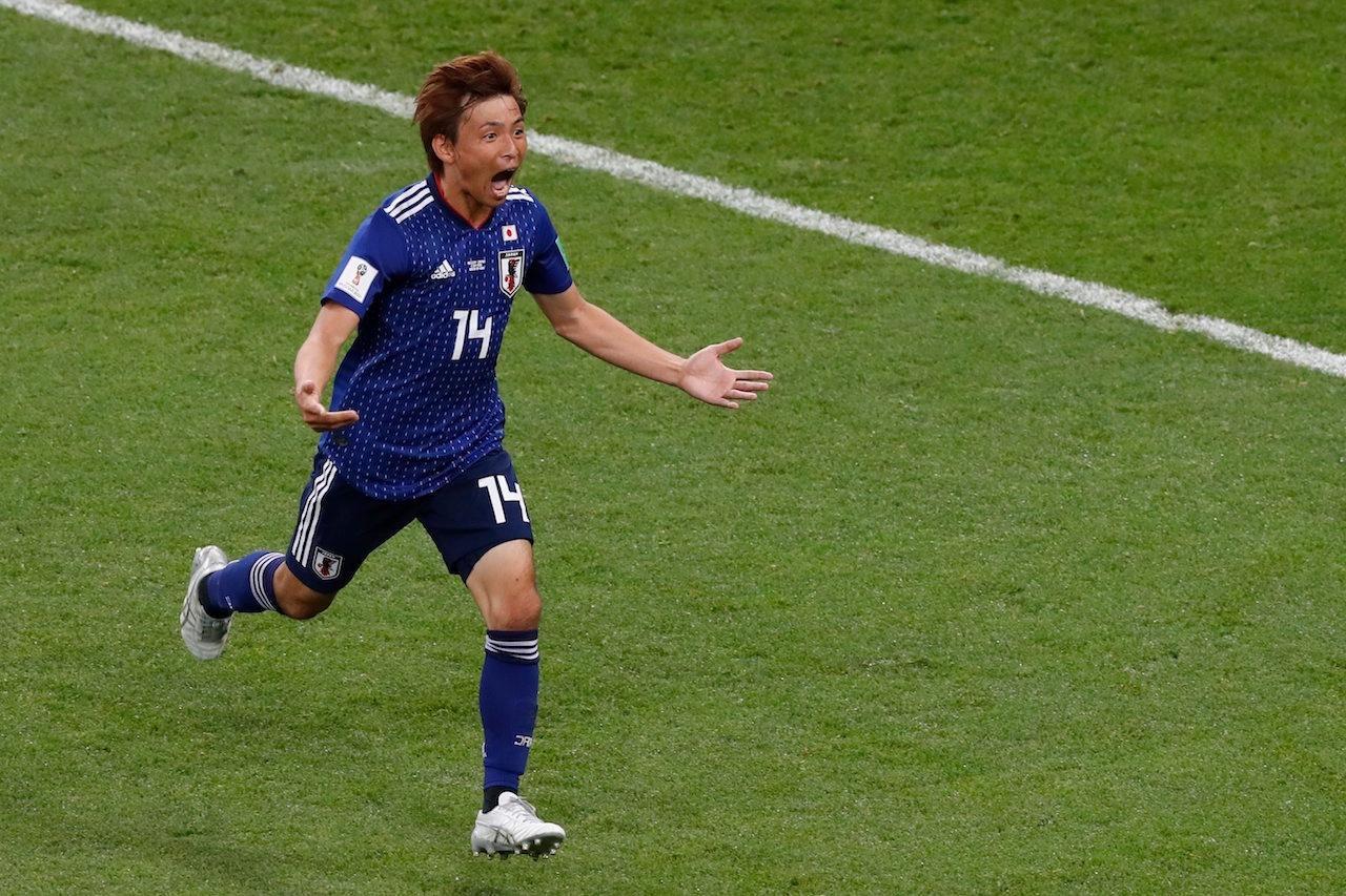 ทากาชิ อินูอิ ตะบันไกลให้ญี่ปุ่นนำห่าง 2-0