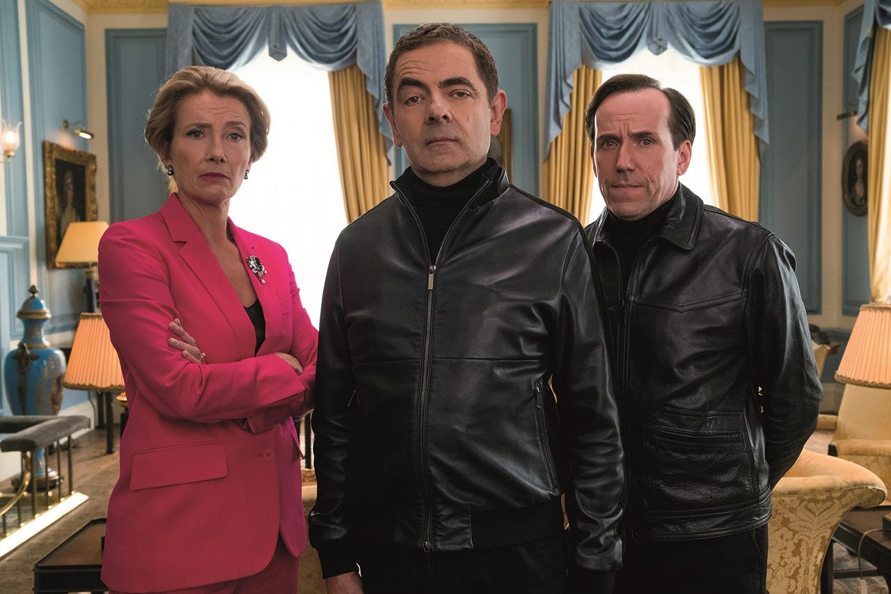 สมาชิกองค์กรสายลับ...สายป่วน MI7