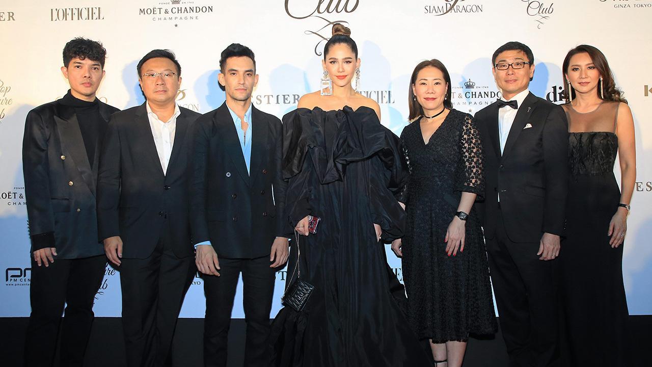 โชว์แฟชั่น อาลี ซีอานี และ อารยา เอ ฮาร์เก็ต จัดงาน The Pop Couture Club แฟชั่นโชว์ กูตูร์ระดับโลกจากแบรนด์ดังแฟชั่นสไลต์หรู โดยมี ธีระทัศน์ รังสิวรโรจน์, ทัตสึกิ นากา โอะ, วริศรา ไพรสานฑ์กุล และ ชนิสา แก้วเรือน มาร่วมงานด้วย ที่สยามพารากอน วันก่อน.