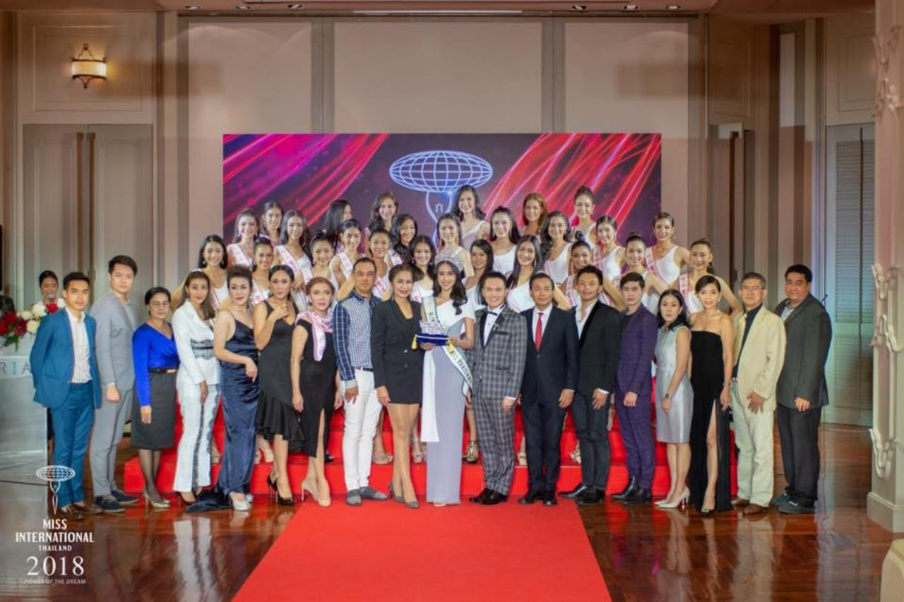 ภาพ FB : Miss International Thailand
